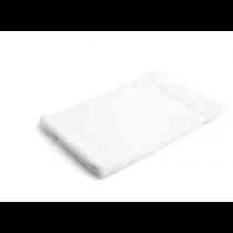 Mitre Essentials Capri Bath Mat White 500 x 760mm
