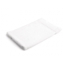Mitre Essentials Capri Hand Towel White 500 x 900mm