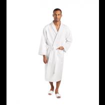Mitre Comfort Langley Bathrobes White