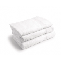 Mitre Comfort Riviera Bath Sheet White 1000 x 1500mm