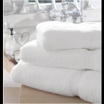 Mitre Comfort Riviera Bath Towel White 700 x 1370mm
