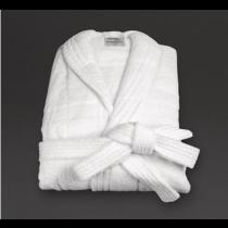 Mitre Comfort Sandringham Bathrobes White