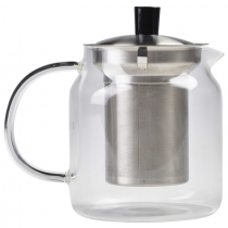 Glass Teapot with Infuser 70cl / 24.75oz