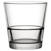 Venture Polycarbonate Stacking Double Old Fashioned Glasses 12oz
