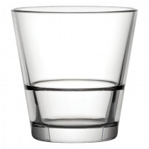 Venture Polycarbonate Stacking Double Old Fashioned Glasses 9oz