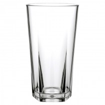 Pentagon Polycarbonate Hiball Tumblers 12oz / 34cl