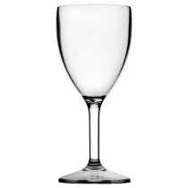 Diamond Polycarbonate Wine 12oz LCE at 125ml, 175ml & 250ml