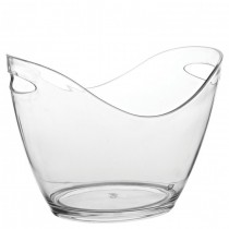 Large Champagne Bucket Clear