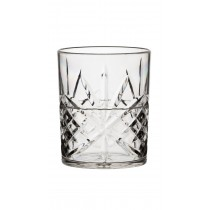 Lucent Polycarbonate Symphony Stacking Double Old Fashioned Tumbler 11.25oz / 32cl