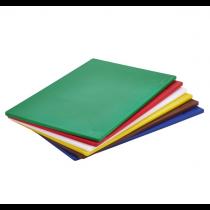 "High Density Cutting Board 18 x 24 x 0.75"" Yellow"