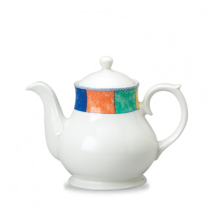 Churchill New Horizons Sandringham Tea/Coffee Pot Chequered 85.2cl