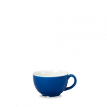 Churchill New Horizons Cappuccino Cup Blue 22.7cl