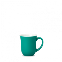 Churchill New Horizons Colour Glaze Elegant Mug Green 28cl