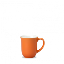 Churchill New Horizons Colour Glaze Elegant Mug Orange 28cl