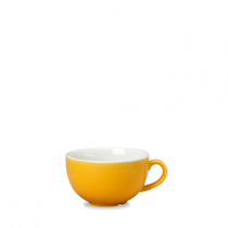 Churchill New Horizons Cappuccino Cup Yellow 34cl