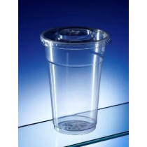 Plastic Pint to Rim Tumbler 20oz / 568ml