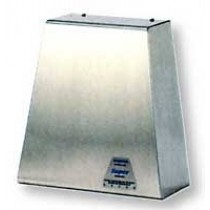 Magnum Super Hand Dryer With Grained Steel Cover