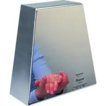 Magnum Super Hand Dryer with Polished Steel Cover