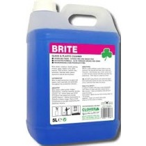 Clover Brite Glass Cleaner 5ltr