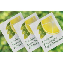 Handy Freshener Sachets-Lemon