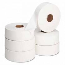 Maxi Jumbo 2 Ply Toilet Roll 300m White
