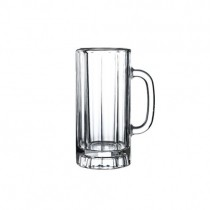 Paneled Beer Mugs 29cl 10oz