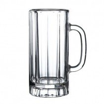 Paneled Beer Mugs 65cl 22oz