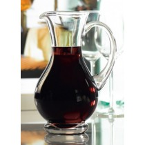 Hand Made Handled Wine Carafe 50cl 17.5oz