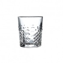Carats Double Old Fashioned Vintage Glass 12oz 35cl - 12 Pack
