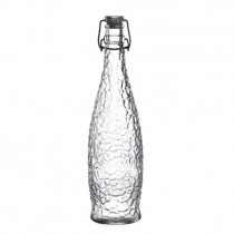 Glacier Bottle with a Clear Clip Lid 1 litre 35.25oz