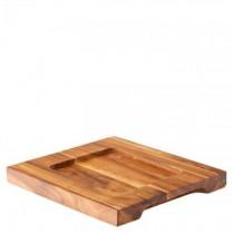 Rectangular Wood Board 18 x 16cm