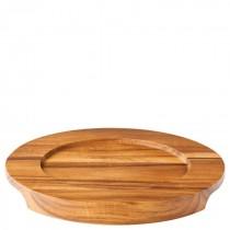 Round Wood Board 19cm