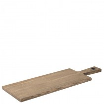 Dakota Handled Ash Wood Serving Board 36cm