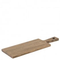 Dakota Handled Ash Wood Serving Board 25.5cm