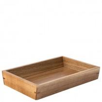 Acacia Serving Box 24 x 16cm