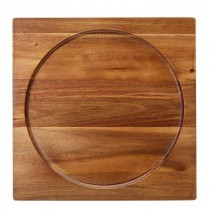 Acacia Presentation/Pizza Boards 30cm