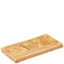 Olive Wood Rectangular Board 35 x 16cm