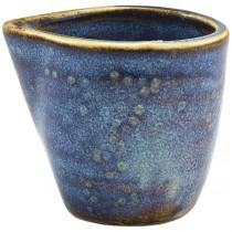 Terra Porcelain Aqua Blue Jug 9cl 3oz