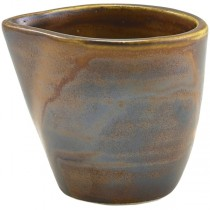 Terra Porcelain Rustic Copper Jug 9cl 3oz
