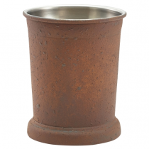 Rust Effect Julep Cup 13.5oz