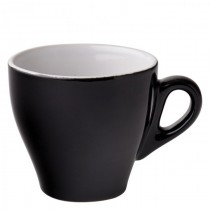 Titan Black Cappuccino Cup 18cl 6.5oz