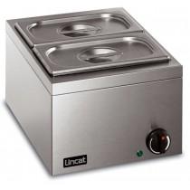 Lincat LBM Bain Marie 2 x 1/4 GN Dry Heat 0.25kW