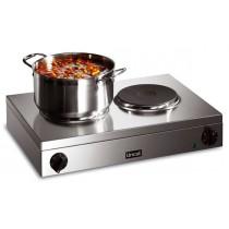 Lincat Twin Plate Boiling Top 1.5kW