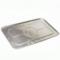 Lids for 1/1 Full Gastronorm Aluminium Foil Containers