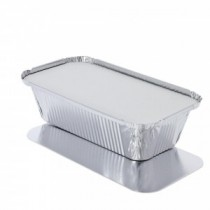 Lids for No. 6A Aluminium Foil Food Container