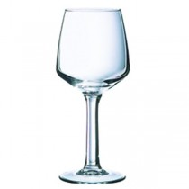 Lineal Toughened Wine Glasses 8.8oz 25cl  LCE @ 175ml