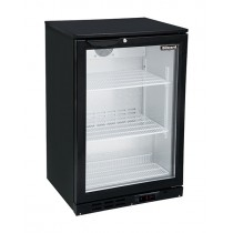 Blizzard LOWBAR1 Single Door Low Height Bottle Cooler