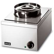 Lincat LRB Bain Marie Single Round Pot Dry Heat