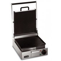 Lincat Single Ribbed Grill (Ribbed Upper and Smooth Lower Plates) 2.25kW
