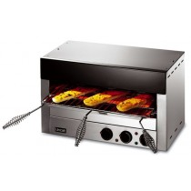Lincat Superchef Infra-red Grill with Rod Shelf and Spillage Pan 3kW
